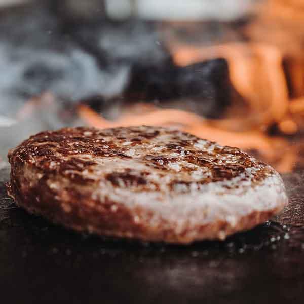 Die perfekte Burger Patty Zubereitung