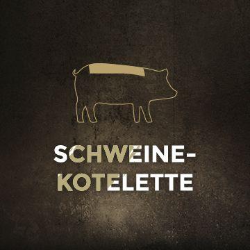 Kotelett vom Schwein