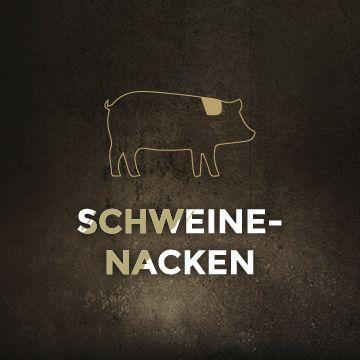 Nacken vom Schwein
