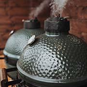 Der Kamdo Grill - Das Ei aus Keramik