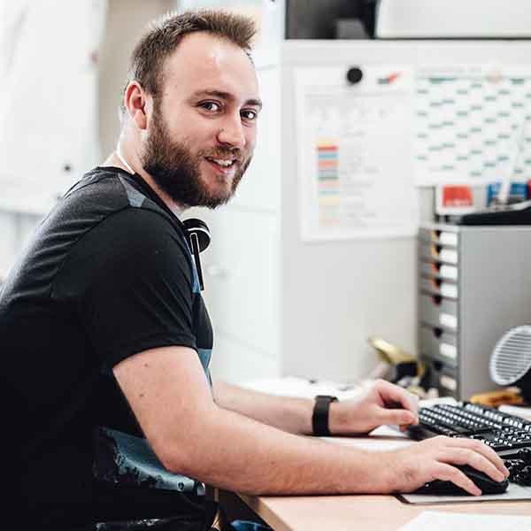 Vollzeit: Kaufmann für Büromanagement m/w/d
