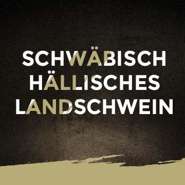 Schwäbisch Hällisches Landschwein g.g.A.