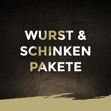 Wurst & Schinken Pakete