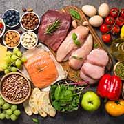 Ausgewogen ernähren - Fleisch und Wurst gehören dazu