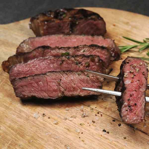 Die Acht Schritte zum perfekten Steak