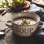Suppen & Eintöpfe Grundsätze