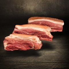 Schäufele 1,5 kg aus der Schulter vom Deutschen Landschwein mit Knochen und Schwarte der Klassiker Fränkisches Schäufele aus eigener Schlachtung Schäufele bei Der Ludwig kaufen