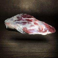 Lammkeule mit Knochen 1900g Lammfleisch von original Rhönschaf ideal für die Zubereitung auf dem Grill oder zum schmoren Regionale Spezialität aus dem Biosphären Reservat Rhön Lammkeule bei Der Ludwig kaufen 2550 001