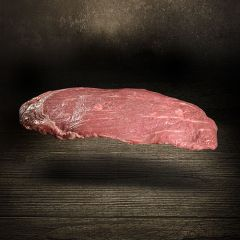 Teres Major Petite Tender 300g original US Beef von der Greater Omaha Packers Company aus der Rinderschulter wird auch Metzgerstück flaches Filet oder Bugstück genannt ideal für die Zubereitung auf dem Grill oder in der Pfanne Metzgerstück bei Der Ludwig