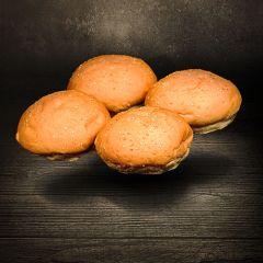 Classic Burger Brötchen 4x vom Meddeler Bäcker fluffig weich und einfach Perfekt Classic Burger Buns bei Der Ludwig kaufen