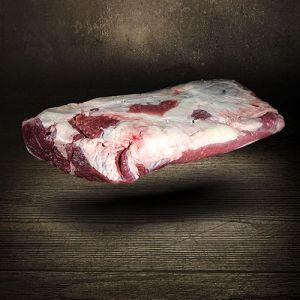 Beef Brisket - Rinderbrust vom deutschen Jungbullen Simmentaler Rind Königsdisziplin beim Barbeque Rinderbrust im US Zuschnitt mit Point und Flat ideal für Pastrami und Beef Brisket Rinderbrust bei Der Ludwig kaufen 2360 001