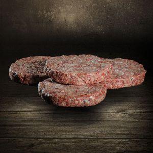 Dry Aged Burger Patties Rind 3302 001 Burger Patties aus Dry Age Fleisch Der Ludwig kaufen