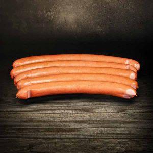 Hausgemachte Frankfurter Wiener Wuerstchen