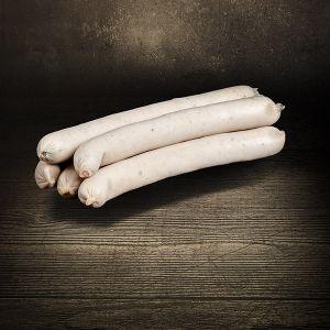 Ludwig´s Griller hausgemachte Rostbratwurst vorgebrüht halbgrobe Bratwurst ideal als Grillwurst für den Grill Ludwig´s Griller bei Der Ludwig kaufen
