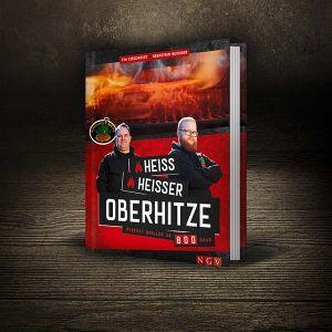 [Buch] Sauerländer BBCrew | Heiss Heisser Oberhitze Perfekt Grillen ab 800 Grad