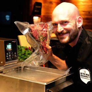 Sous Vide Kochkurs Steakschaft Zubereitung Garen im Wasserbad Der Ludwig