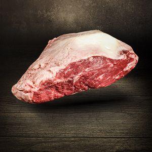 Picanha Tafelspitz US Beef der Greater Omaha Packers Company ob als argentinisches Churrasco oder als Steaks fein marmoriert, saftig mit Fettdeckel ideal für die Zubereitung auf dem Grill oder Pfanne Tafelspitz bei Der Ludwig kaufen