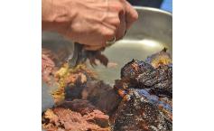 Pulled Beef von der Ochsenbrust
