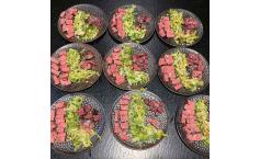 Dry Aged T-Bone / gegrillter Salat