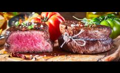 Rinderfilet-Medaillons an Zitronensösschen & Frühlingssalat