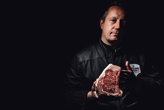Fleischermeister und Fleischsommelier Dirk Ludwig