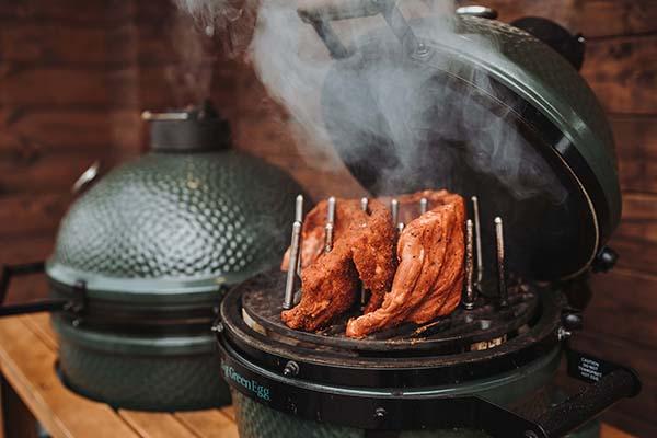 BBQ Smoken low & slow