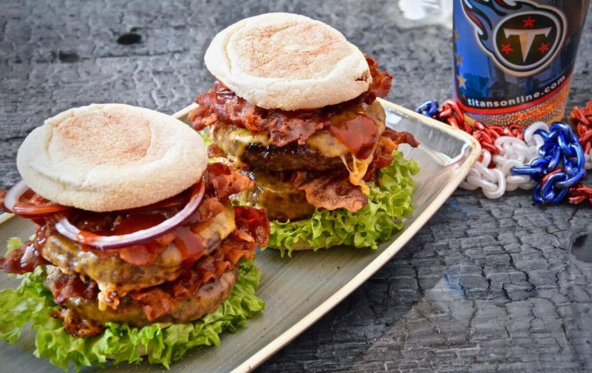 Double Double Burger Rezept