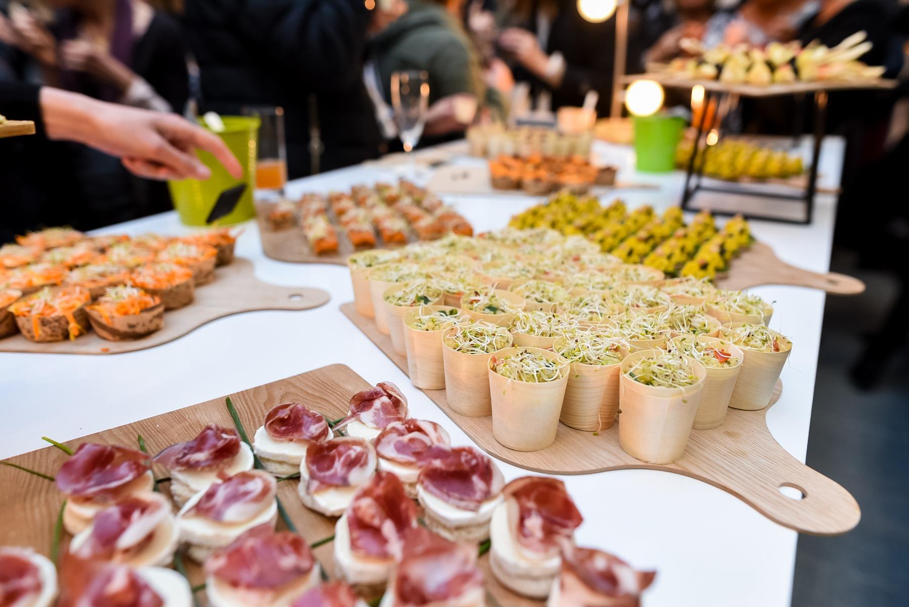 Catering Buffet von DER LUDWIG