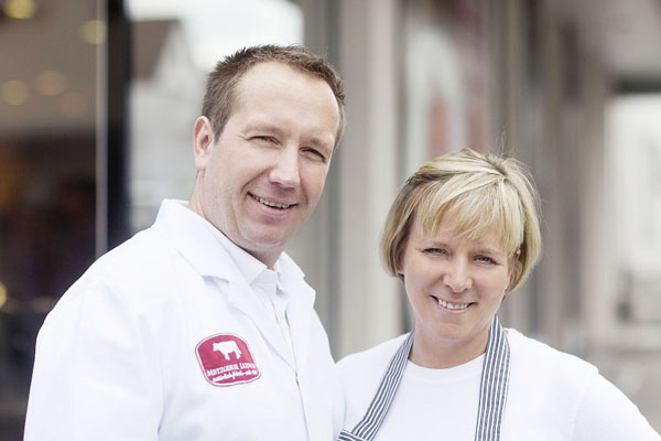 Portrait Christine und Dirk Ludwig