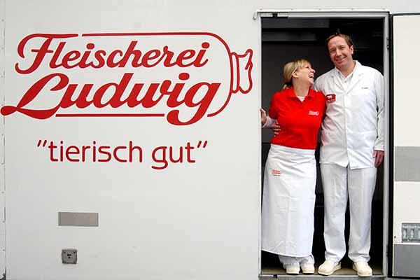 Christine und Dirk Ludwig