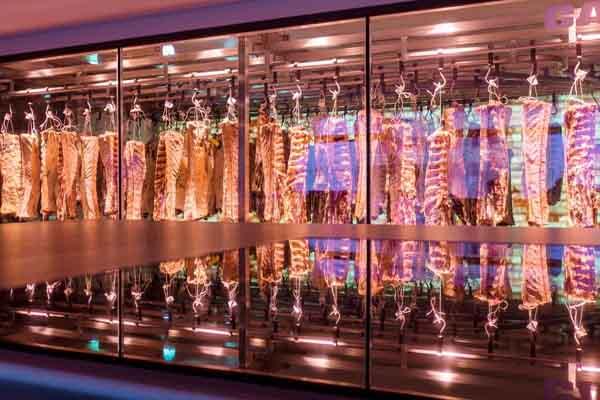 Carnothek in der Steakschaft - Fleischerlebiszentrale