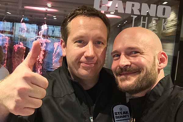 Dirk und Dominik rocken #LudwigOnFire