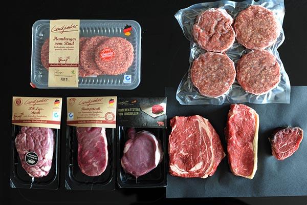 Fleisch vom Dicounter und Metzger im direkten Vergleich