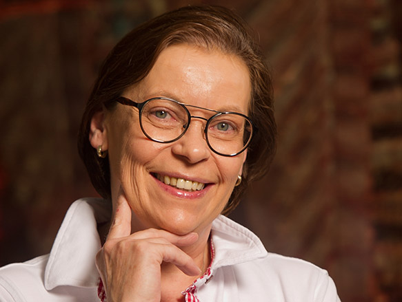 Portrait Marion Mischka