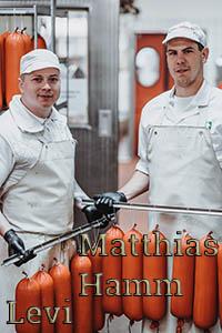 Levi & Matthias