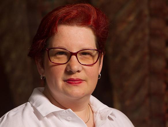 Portrait Regina Hess