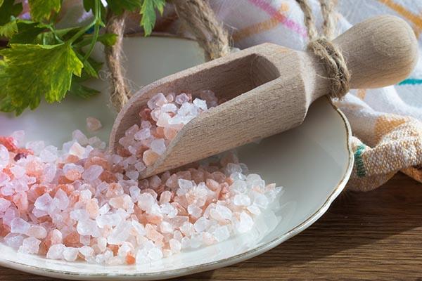 Salz - als Würzmittel unverzichtbar
