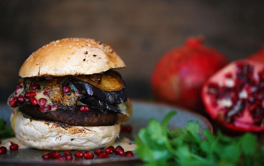 Oriental Burger von Schlaraffenwelt